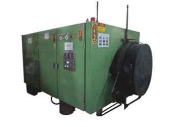 Dewax furnace for precise lost wax casting